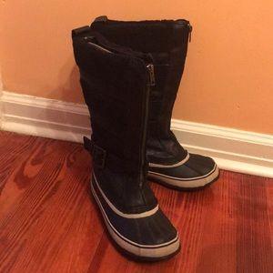 Black Sorel Helen of Tundra II Snow Boots